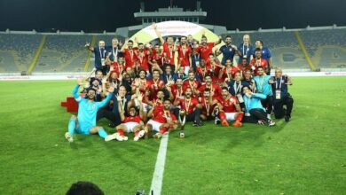 Photo of Al Ahly champions of Africa for 10th time