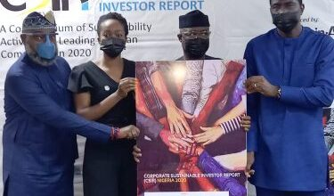 Photo of FG unveils 2020 corporate sustainable investment report