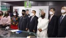 Photo of China donates 470,000 doses of COVID-19 vaccine to Nigeria