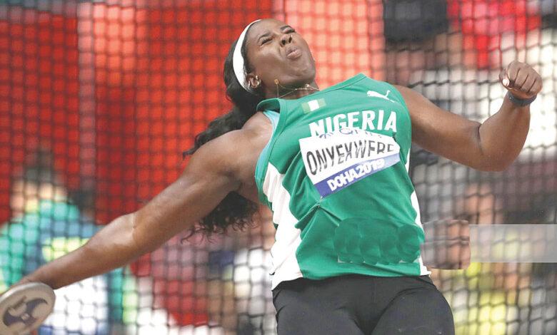 2020 Olympics: World Athletics confirm Okon-George, Onyekwerre