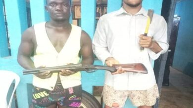 Photo of Police arrest robbery kingpin, gun supplier in Imo
