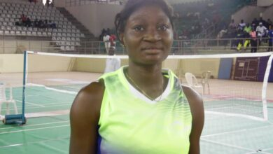 Photo of Adesokan loses to Spanish opponent in badminton women's singles
