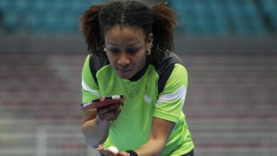 Photo of Oshonaike, Omotayo, Edem join table tennis action Saturday in Tokyo
