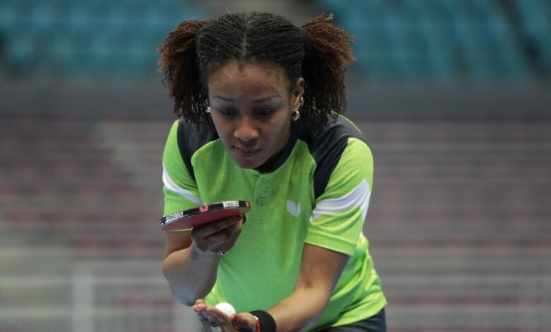 Oshonaike, Omotayo, Edem join table tennis action Saturday in Tokyo