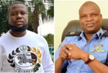 Photo of Celebrity cop, Abba Kyari breaks silence on relationship with Hushpupi, bribery accusations