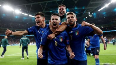Photo of JUST IN: Italy beat Spain on penalties to reach Euro 2020 final