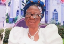 Photo of Ex-Minister Amaechi loses 91-year-old wife