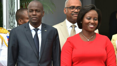 Photo of How they riddled my husband with bullets, widow of assassinated Haitian president speaks