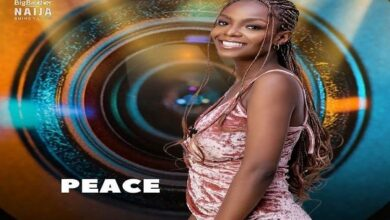 Photo of BBNaija Shine Ya Eye: Peace emerges first Head of House
