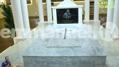 Photo of Photos: Inside late Prophet T.B. Joshua's stylish, sparkling clean mausoleum