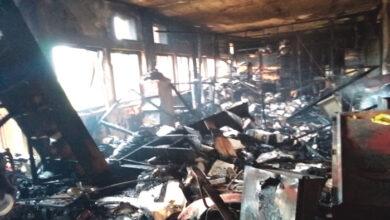 Photo of Fire guts federal secretariat, destroys Delta NYSC office