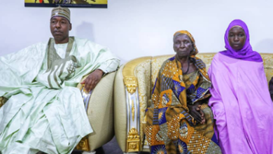Photo of Another kidnapped Chibok schoolgirl reunites with family sevens year after