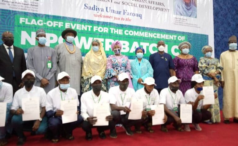 N-Power: FG inaugurates 510,000 Batch C1 graduate, non-graduate volunteers