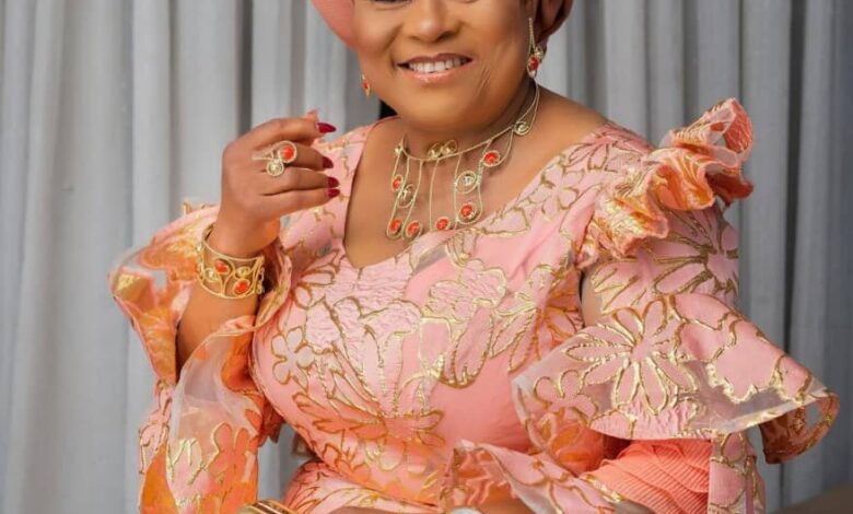 Sola Sobowale celebrates twin daughters on birthday