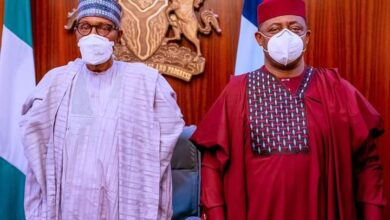 Photo of Photo: Buhari, APC's outspoken critic, Fani-Kayode joins ruling party; highlights roles played in three PDP Govs' defection
