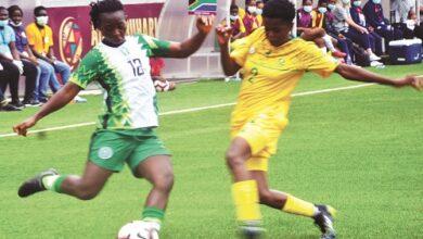 Photo of Aisha Buhari Cup: Banyana thrash Falcons to lift trophy