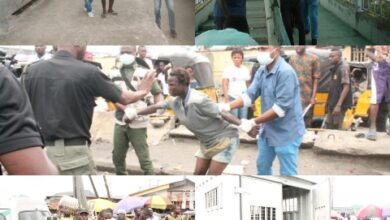 Photo of Lagos commences removal of beggars, traders on street; arrests 128 [Photos]