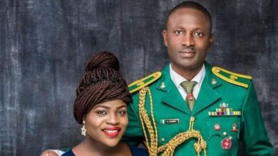 Photo of Officer abducted during attack on NDA premises regains freedom