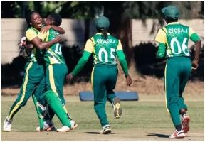 Cricket W/Cup qualifiers: Nigeria loses to Namibia by 59 runs