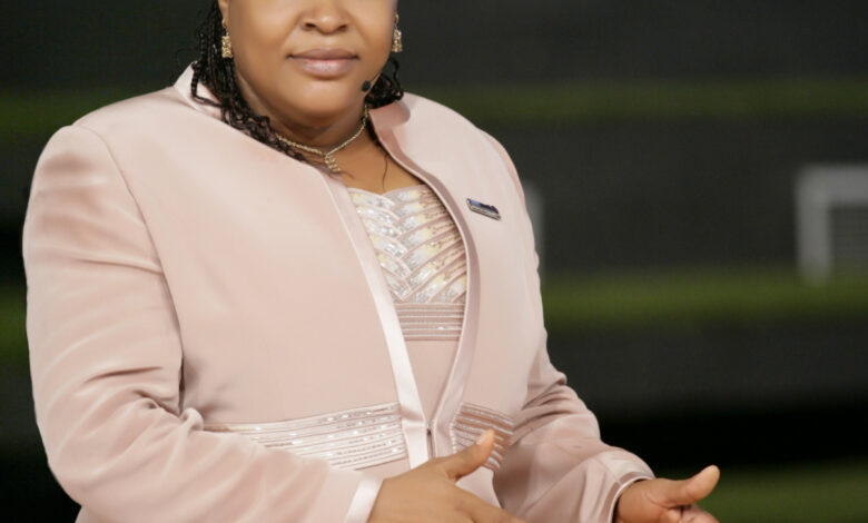 SCOAN confirms T.B Joshua's wife, Evelyn as new leader