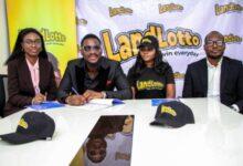 Photo of LandLotto unveils Tobi Bakre as brand ambassador