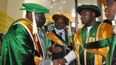 Photo of Philanthropists Donate Academic Building, Ambulance at Crescent Varsity 13th Convocation