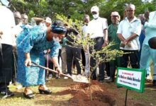 Photo of Wife delivers emotional tribute at Dudu Heritage's burial in Ibadan