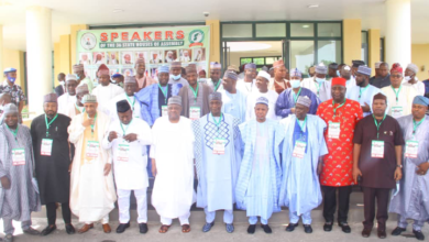 Photo of Conference of speakers meet to proffer solutions to insecurity
