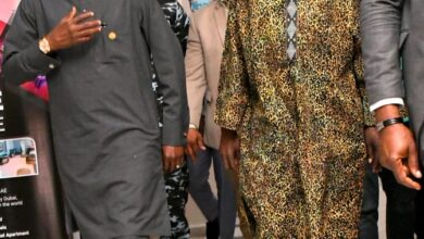 Photo of JUST IN: Tinubu lands in Lagos [Photos]