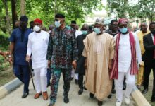 Photo of Four PDP governors visit Mimiko in Ondo